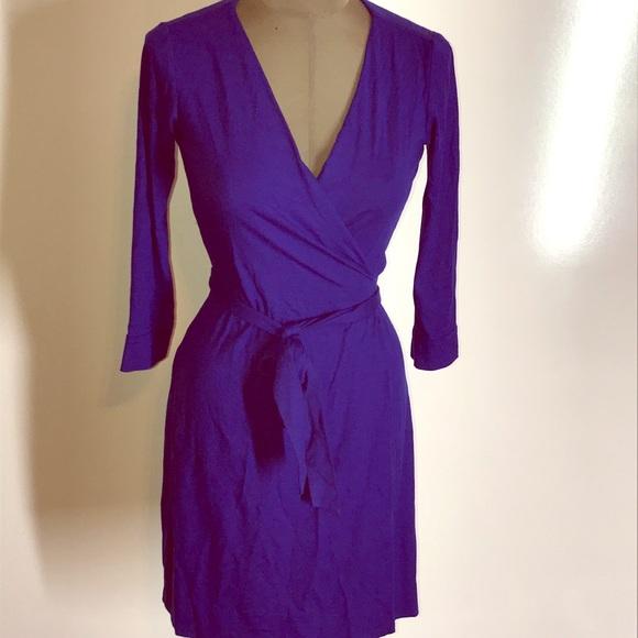 Diane Von Furstenberg Dresses & Skirts - Diane Von Furstenburg classic wrap dress